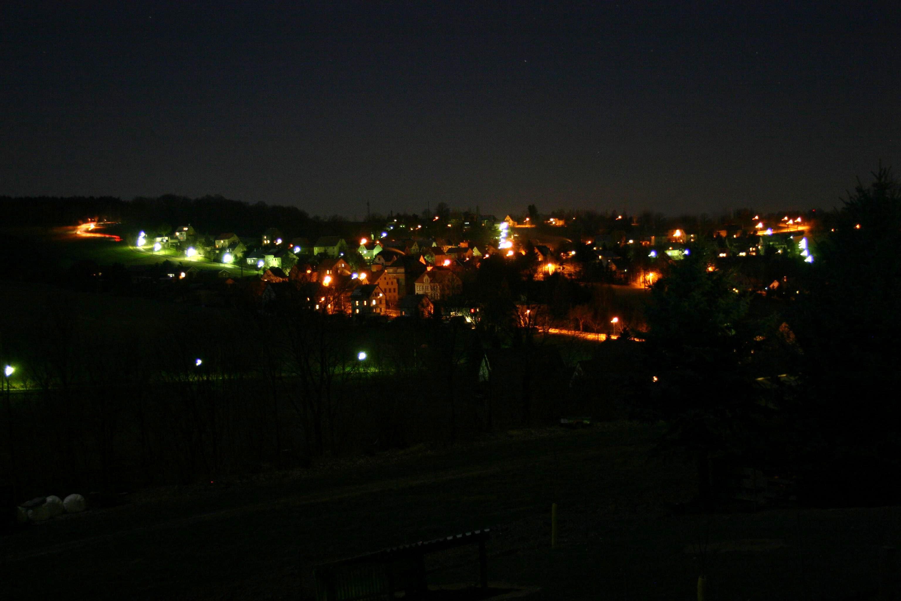 4.) Göritzhain Blick v Wiederberg  02.08  05.00 Uhr